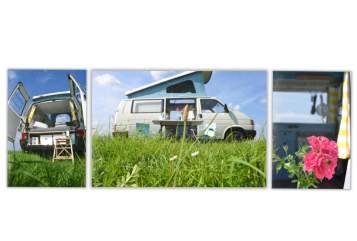Wohnmobil mieten in Köln von privat | Volkswagen Pino VW Bus
