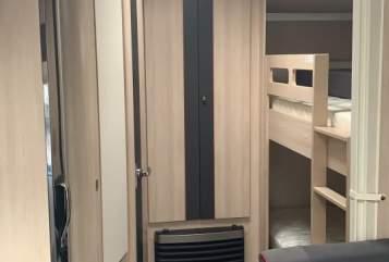 Wohnmobil mieten in Wuppertal von privat | Hobby  Hobby