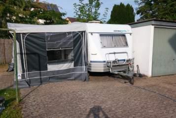 Wohnmobil mieten in Kehl von privat | Hymer Eriba 532 Emma