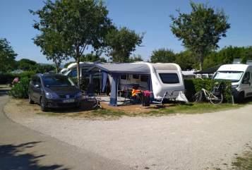 Wohnmobil mieten in Irschenberg von privat | Hobby 455 UF