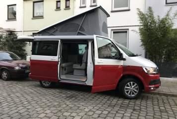 Wohnmobil mieten in Bremen von privat | Volkswagen  Bruno