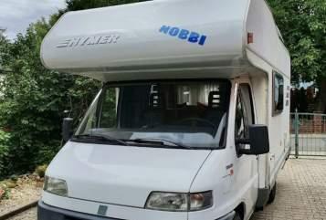 Wohnmobil mieten in Grünstadt von privat   Fiat Nobby