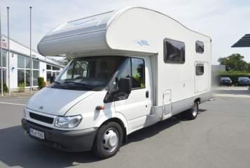 Wohnmobil mieten in Menden (Sauerland) von privat | Ford  big-family 6 P.