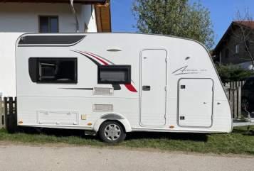 Wohnmobil mieten in Berg von privat | Bürstner  Wolke 7 Autark