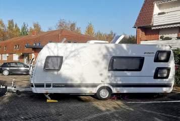 Wohnmobil mieten in Duisburg von privat   Dethleffs Detti