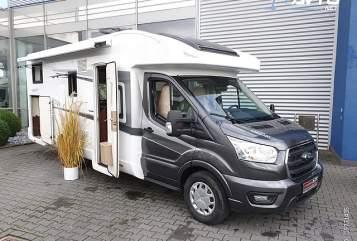 Wohnmobil mieten in Paderborn von privat   Nobelart Libori