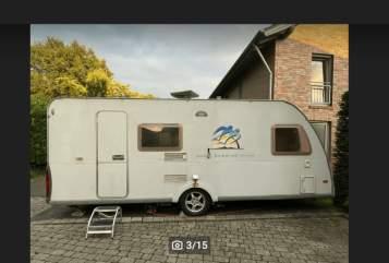 Wohnmobil mieten in Leiblfing von privat | Knaus Knausi