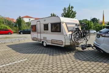 Wohnmobil mieten in Rostock von privat   Dethleffs Rondo -