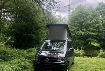 Wohnmobil mieten in Bonn von privat | Volkswagen Dietis Bulli