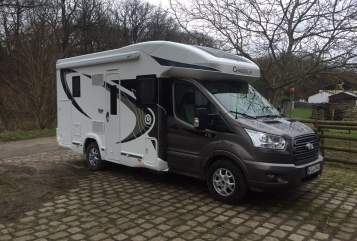 Wohnmobil mieten in Piesport von privat | Ford 170 PS Mosel Womo