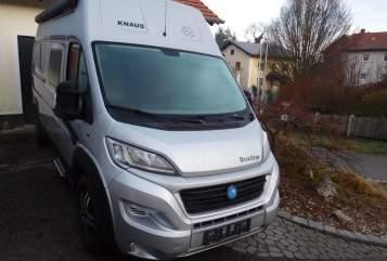 Wohnmobil mieten in Hebertsfelden von privat | Knaus Sun Way