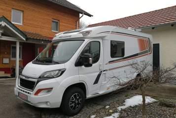 Wohnmobil mieten in Hebertsfelden von privat | Weinsberg Pepe