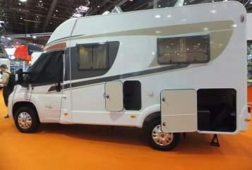 Wohnmobil mieten in Kelberg von privat | Carado Kili 1 *New*
