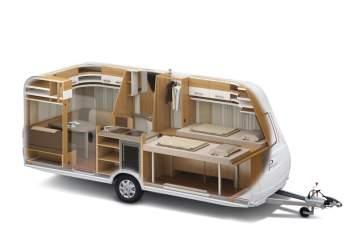Wohnmobil mieten in Berlin von privat | Bürstner Premio TL 490