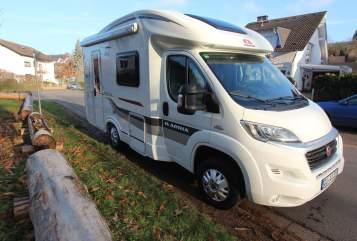 Wohnmobil mieten in Groß-Umstadt von privat | Adria auszeit Tourer