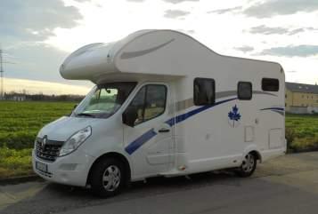 Wohnmobil mieten in Kempten von privat | Renault Master Reisewal
