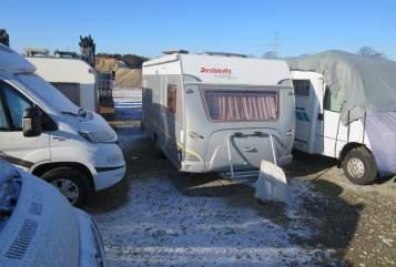 Wohnmobil mieten in Blunk von privat | Dethlefs Flexibility