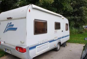 Wohnmobil mieten in Teltow von privat | Knaus Tabbert Wilki S 4 mit Solaranlage und allen Extras