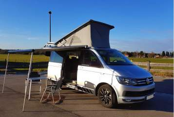 Wohnmobil mieten in Neutraubling von privat   VW Rey'seBulli