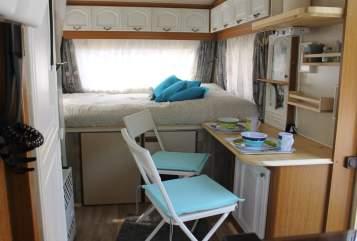 Wohnmobil mieten in Wurster Nordseeküste von privat | Hobby  Lille