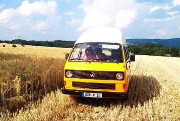 Wohnmobil mieten in Erlangen von privat | VW Konstantin