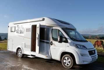 Wohnmobil mieten in Tambach-Dietharz von privat | Fiat Straubis Womo