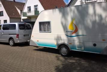 Wohnmobil mieten in Hamburg von privat | Knaus Eifelland Holiday 395