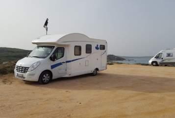 Wohnmobil mieten in Delitzsch von privat | Renault Sophia