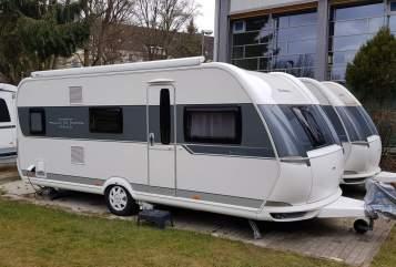 Wohnmobil mieten in Kassel von privat   Hobby  Nightwish