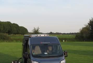 Wohnmobil mieten in Leichlingen (Rheinland) von privat | Pössl Kastenwagen Glückseligkeit