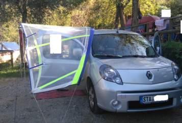 Wohnmobil mieten in Berg von privat | Renault Knurbi
