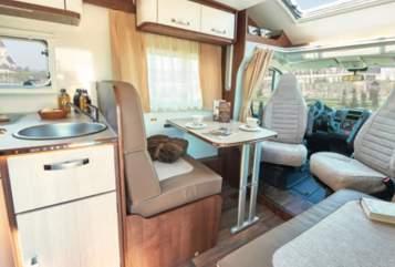 Wohnmobil mieten in Sinzig von privat | EURA MOBIL Doris Sonnensucher