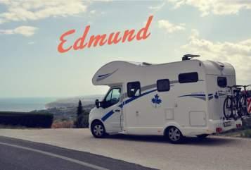 Wohnmobil mieten in Ködnitz von privat | Ahorn  Edmund