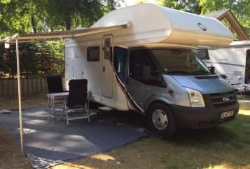 Wohnmobil mieten in Nienhagen von privat | Ford Fortuna