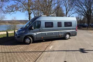 Wohnmobil mieten in Bonn von privat | Fiat Campingflitzer