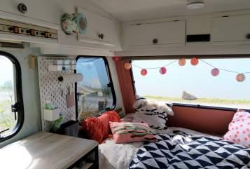Wohnmobil mieten in Bielefeld von privat | Adria BIBO