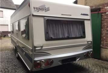 Wohnmobil mieten in Burscheid von privat | Fendt Kalle