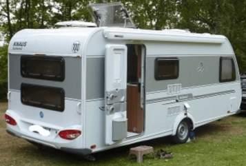 Wohnmobil mieten in Mosbach von privat | Knaus Familywagon