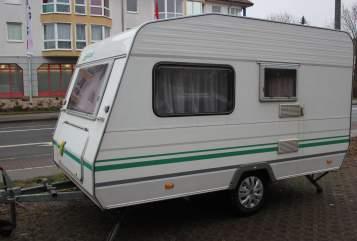 Wohnmobil mieten in Hohen Neuendorf von privat | Knaus Andy