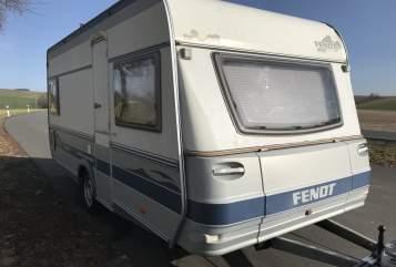 Wohnmobil mieten in Störnstein von privat | Fendt  Fendt Caravan