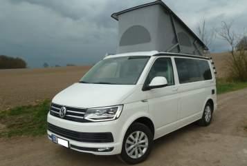 Wohnmobil mieten in Dresden von privat | Volkswagen  T6 California Ocean 2,0 TDI 110 kw