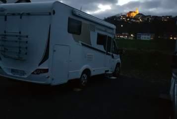 Wohnmobil mieten in Neuental von privat | Fiat Lissy