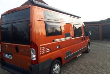 Wohnmobil mieten in Henstedt-Ulzburg von privat | Dethleffs/Globecar Bernds Camper