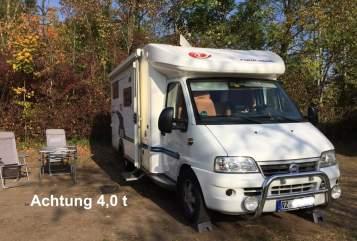 Wohnmobil mieten in Dassendorf von privat | Euramobil Robby