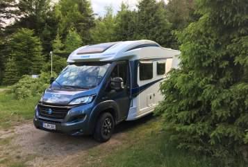 Wohnmobil mieten in Tübingen von privat | Knaus AishaCO2neutral