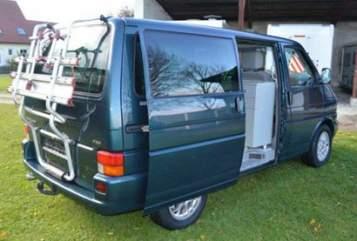 Wohnmobil mieten in Augsburg von privat | Volkswagen Blue Jack