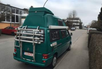 Wohnmobil mieten in Aichwald von privat | Volkswagen T4 Campi