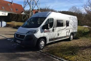 Wohnmobil mieten in Ehningen von privat | Fiat  Livingstone