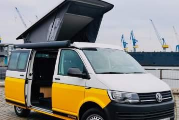 Wohnmobil mieten in Hamburg von privat | Volkswagen Tonke Van Bosse