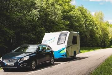 Wohnmobil mieten in Gießen von privat | Knaus Campaz I.